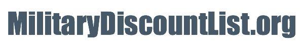 MilitaryDiscountList.org